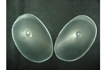 Undercover Clear Silicone Bra Inserts - Breast Shapers (139g)