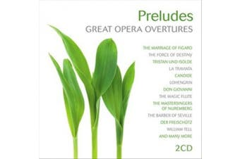 Preludes: Great Opera Overtures