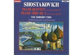 Shostakovich: Piano Quintet; Piano Trio No. 2