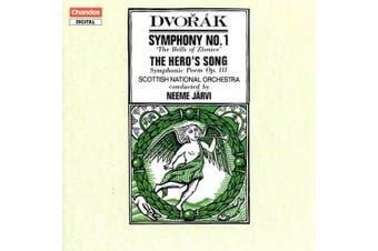 "Dvork: Symphony no 1, etc / J""rvi, Scottish NO"