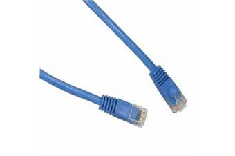 (Blue) - Black Point Products BT-199 Blue Cat-5 15m Enhanced Patch Cord, Blue