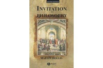 Invitation to Philosophy (Invitation Series)