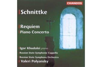 Schnittke: Piano Concerto; Requiem
