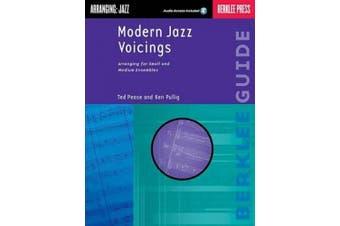 Arranging Jazz: Modern Jazz Voicings