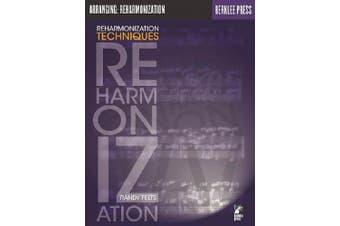 Arranging: Reharmonization Techniques