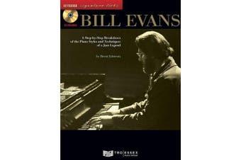 Bill Evans: Keyboard Signature Licks