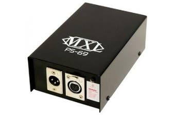 MXL PS-69 Power Supply for the MXL V69 Microphone