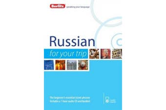 Berlitz Language: Russian for Your Trip (Berlitz for Your Trip) [Russian]