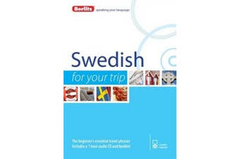 Berlitz Language: Swedish for Your Trip (Berlitz for Your Trip)