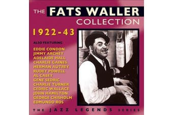 The Fats Waller Collection: 1922-1943 *