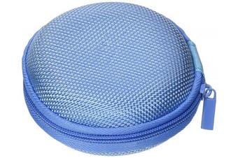 (light blue) - Earphones Plus EP-CASELTBLUE Earphone Case light blue