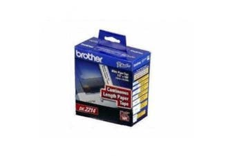 """for Brother DK-2214 Continuous Length Tape (100 Feet, 0.47"""" Wide)"""