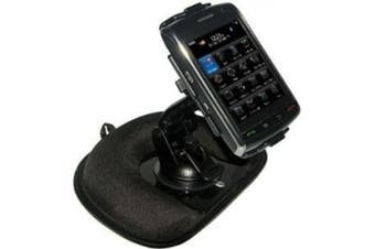 Amzer Non-Slip Weighted Beanbag Dash Mount for BlackBerry Storm 9500/9530 - Black