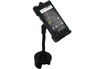 Amzer Cup Holder Car Mount for Motorola Droid A855 - Black