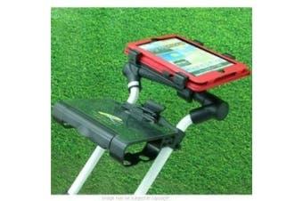 Adjustable 'Quick Fix' Golf Trolley / Cart Tablet Mount for ASUS Google Nexus 7 & Nexus 10