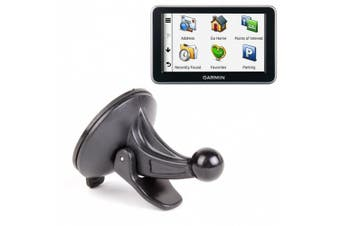 DURAGADGET Windscreen Suction Mount With 17mm Ball Joint For Garmin Nuvi 2320, 2390 And 2350