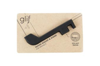 Studio Neat Glif Tripod Mount and Stand for iPhone 5 - Black GLF002BK
