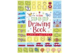 Step-by-Step Drawing Book (Step-by-Step Drawing Book)