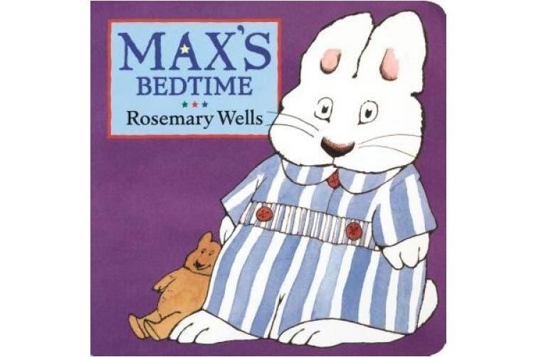 Max's Bedtime [Board Book]