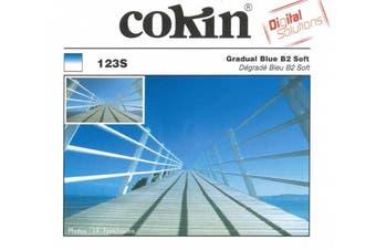 Cokin P123S filter , P, Gradual Blue B2 Soft