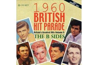1960 British Hit Parade: The B Sides, Pt. 1 January-May [Box]