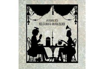 An Evening With Neil Gaiman & Amanda Palmer (Vinyl)