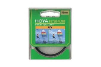 HOYA 58mm multi-coated UV filter