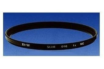 (72mm) - B+W 72mm Slim-Line Clear UV Haze with with Single Coating (010)