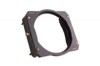 (44MM,67MM) - Formatt Hitech Limited HTAMH 100MM Aluminium Modular Holder - Black