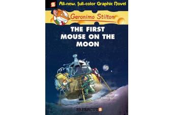 Geronimo Stilton 14: The First Mouse on the Moon (Geronimo Stilton)