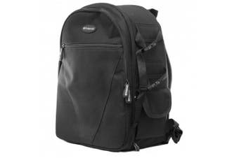(BackPack) - Polaroid Studio Series SLR / DSLR Camera Backpack (Black)