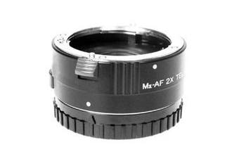 Promaster 2X Auto Focus Teleconverter - fits Canon Digital and Traditional SLRs