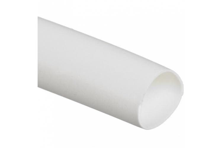 Brady HSA-32-WT 0.2cm - 0.3cm Wire Diameter, 30m Length, White BradyMark Hot Stamper Heat Shrink Tubing