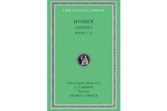 The Odyssey: v.1 (Loeb Classical Library)