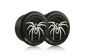 Soundstream TWS.3N 110 Watts 2.5cm PEI Dome 4 Ohm Tweeters