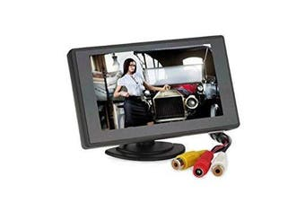 BW 11cm TFT LCD Digital Car Rear View Monitor with 360 swivel stand for Vehicle Backup Cameras