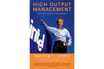 High-Output Management
