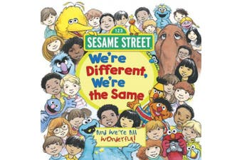 We're Different, We're the Same: Sesame Street (Pictureback)
