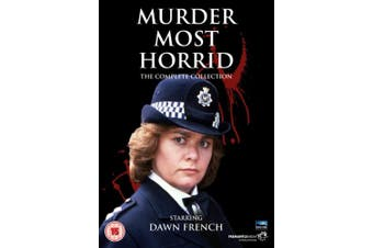 Murder Most Horrid: The Complete Collection [Region 2]