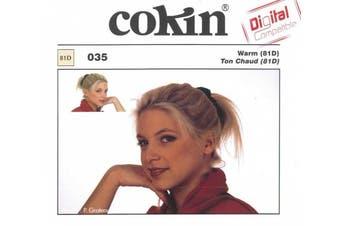Cokin P035 filter , P, Warm (81D)