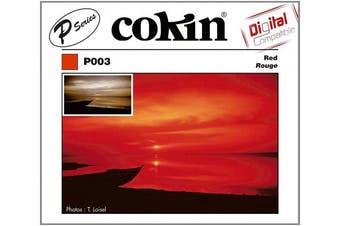 Cokin P003 filter , P, Red