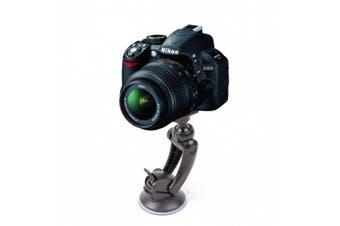 DURAGADGET Sturdy And Solid Camera Windows Suction Cup Mount For Nikon D90, Nikon D800, Nikon D7100, Nikon D300s & Nikon D3000