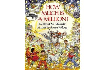 How Much is A Million? (Reading Rainbow Book)