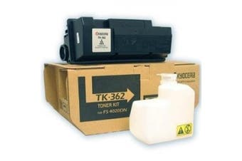 Genuine Kyocera Mita TK-362 Black Toner Cartridge