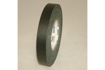 Shurtape P-665 General Purpose Gaffers Tape (Permacel): 2.5cm . x 60 yds. (Black)