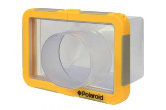 Polaroid Dive-Rated Large Waterproof Camera Housing - Protects Most Large Digital Cameras