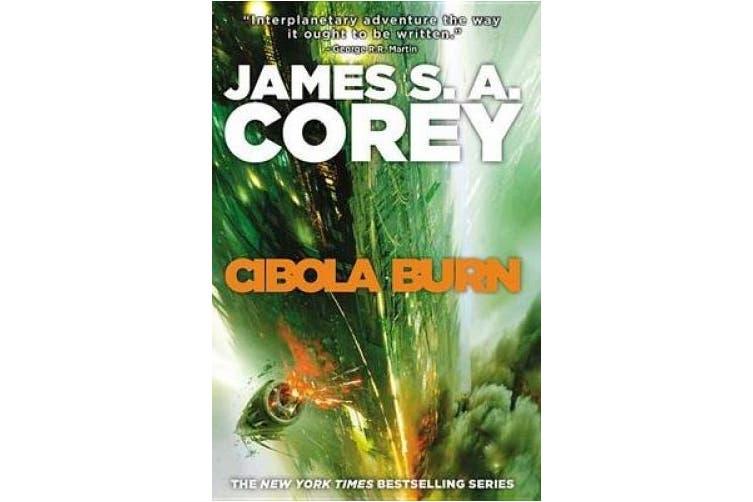 Cibola Burn (Expanse)