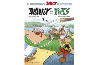 Asterix: Asterix and the Picts: Album 35 (Asterix)