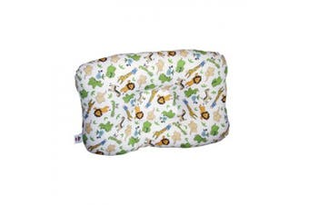 (coloredprint(varies)) - Core Products Tri-Core Pillow Jungle Print - Petite Size #218 by Core Products