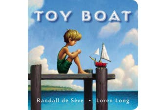 The Toy Boat [Board book]